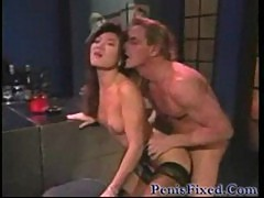 Kitty yung fucks bartender