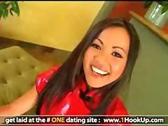 Asian Sabrine Maui gets pounded