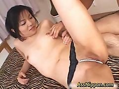 Chiharu Sakura Asian Model Has A Hot Part4