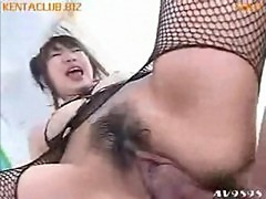 Sayaka - pussy in the stylistic body 1