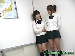 Seira Kinomoto And Yuri Shiina Hot Japanese Lesbo Teens23 By Jpschoolgirls