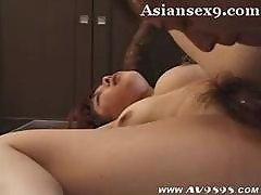 Yuri Kousaka Pretty Asian Schoolgirl Enjoys Hot..