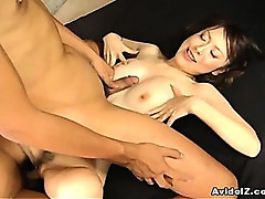 Yuri Kousaka tittie fuck and creampie!