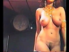beautiful indian stripper