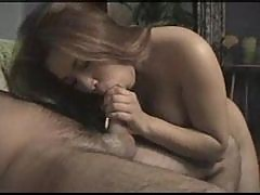 Hot ameateur blowjob