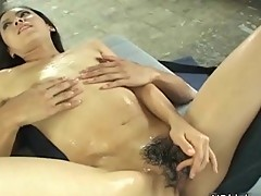 Shinobu Todaka massage paramour