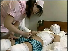 Nurse sex therapy - japanese