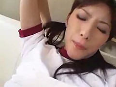 Asian Teen Gets Intense Orgasms