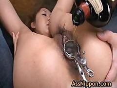Karin Tsubaki Asian Model Gets Some Part3
