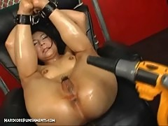 Extreme Japanese Device Bondage Sex