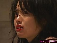 Asian Babe Is A Slave In Pri