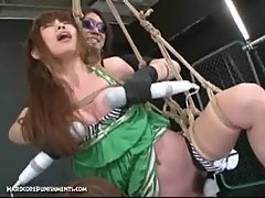 Japanese Bondage Sex - Extreme BDSM Punishment of Asari (Pt. 4)