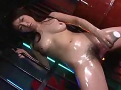 Oiled Asian Girl 1